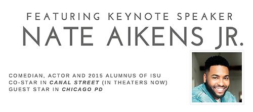 Keynote Speaker:  Nate Aikens Jr.